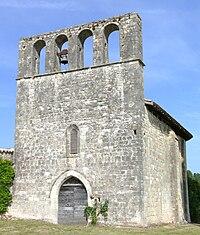 Laussou - Eglise Saint-Pierre -1.JPG