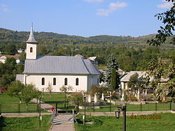 Leșu - Biserica Sf. Cosma și Damian.jpg