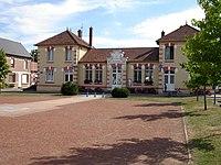 Le Hamel (Somme) Mairie.jpg