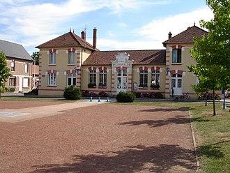 Le Hamel, Somme - Image: Le Hamel (Somme) Mairie