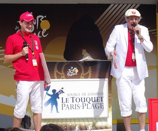 Le Touquet-Paris-Plage - Tour de France, étape 4, 8 juillet 2014, départ (A17).JPG