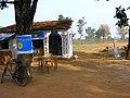Leaving Khajuraho - Taj restaurant DSCN3207 (40460011722).jpg