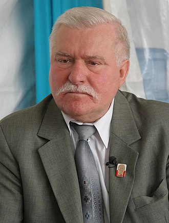 Lech Wałęsa - Wałęsa in 2009