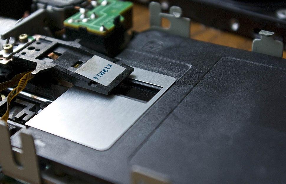 Lecteur de disquette 2