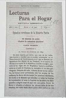 Historia de la colombiana - 3 part 5