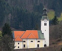 Ledinica Slovenia - church.JPG