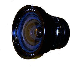 Ultra wide angle lens