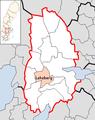 Lekeberg Municipality in Örebro County.png