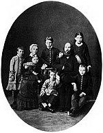 Οικογένεια Ουλιάνωφ
