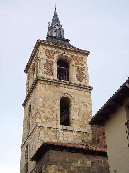 File:Leon - Iglesia de Nuestra Señora del Mercado 01.jpg