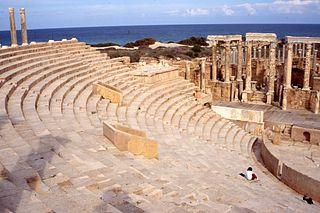 Murqub District District of Libya