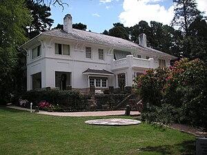 Harry Andreas - Leuralla – the Andreas family home in Leura