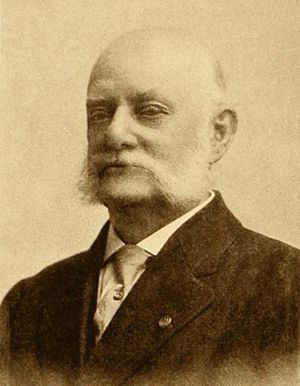 Lewis R. Stegman - Stegman circa 1900