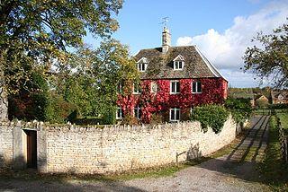 Denton, Lincolnshire Village and civil parish in the South Kesteven district of Lincolnshire, England