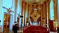 Licheń- Sanktuarium Matki Bożej Licheńskiej. Bazylika widok z wnętrza - panoramio (42).jpg