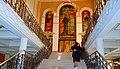 Licheń- Sanktuarium Matki Bożej Licheńskiej. Bazylika widok z wnętrza - panoramio (45).jpg