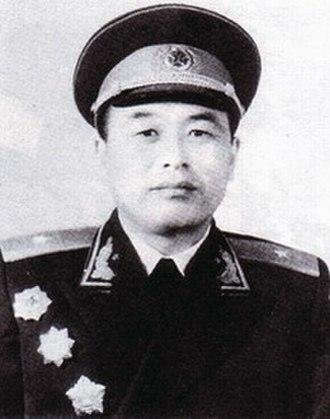 Li Desheng - Image: Lidesheng