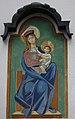 Lienz - Fanziskanerkirche - Außenansicht - Maria mit Kind.jpg