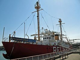 United States lightship Relief (WLV-605)