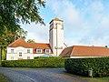 Lindow (Mark) ehem Lungenheilstaette Wasserturm-01.jpg