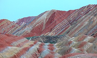 Zhangye National Geopark national geopark in China