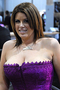 Lisa Sparxxx at AVN Adult Entertainment Expo 2008 exp.jpg