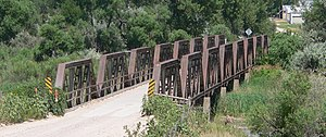 Nebraska Department of Transportation - Lisco State Aid Bridge over the North Platte River