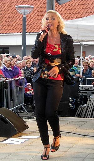 Lise Haavik - Lise Haavik in Blokhus, Denmark, 2012