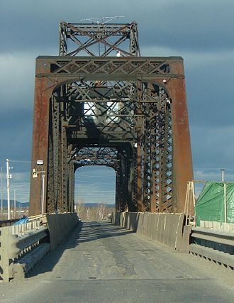 Northeastern Manitoulin and the Islands - Little Current Swing Bridge
