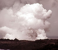 Littoral explosion at Waikupanaha.jpg