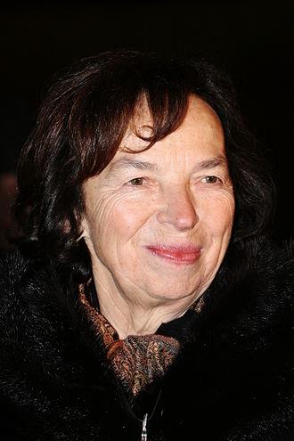 Livia Klausová - Image: Livia Klausova