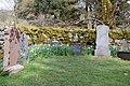 Llandderfel - Memorial Chapel Graveyard - geograph.org.uk - 1612202.jpg