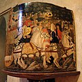 Lo scheggia, trionfo dell'amore, 1450 ca. 02.JPG