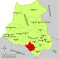 Localització de Torralba del Pinar respecte de l'Alt Millars.png