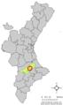 Localització del Palomar respecte del País Valencià.png