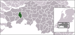Location of Etten-Leur