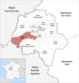 Locator map of Kanton Chinon 2018.png