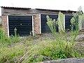 Lock-up garages, Newnham-on-Severn - geograph.org.uk - 1472737.jpg