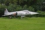 Lockheed F-104G Starfighter 'FX04' (34305721271).jpg