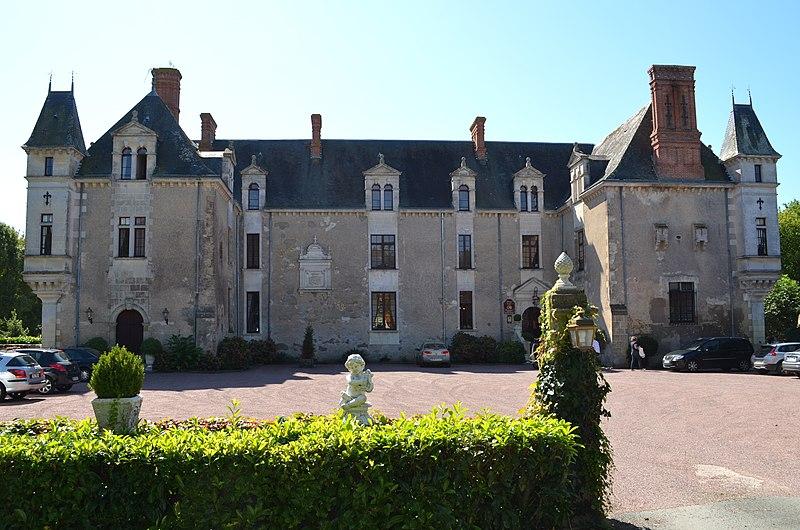 Fichier:Logis de la Vérie - Challans (Vendée).jpg