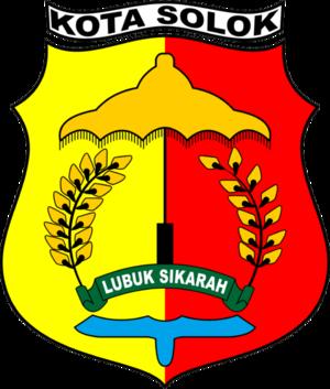 Solok - Image: Logo Kota Solok
