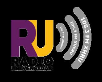Radio Universidad (Chihuahua) - Image: Logo Radio Universidad UA Ch