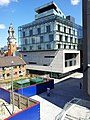 London, Woolwich-Centre, Love Lane, Library01.jpg