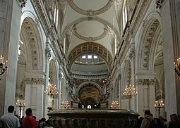 Londres - Catedral de Saint Paul - Interior adj.JPG