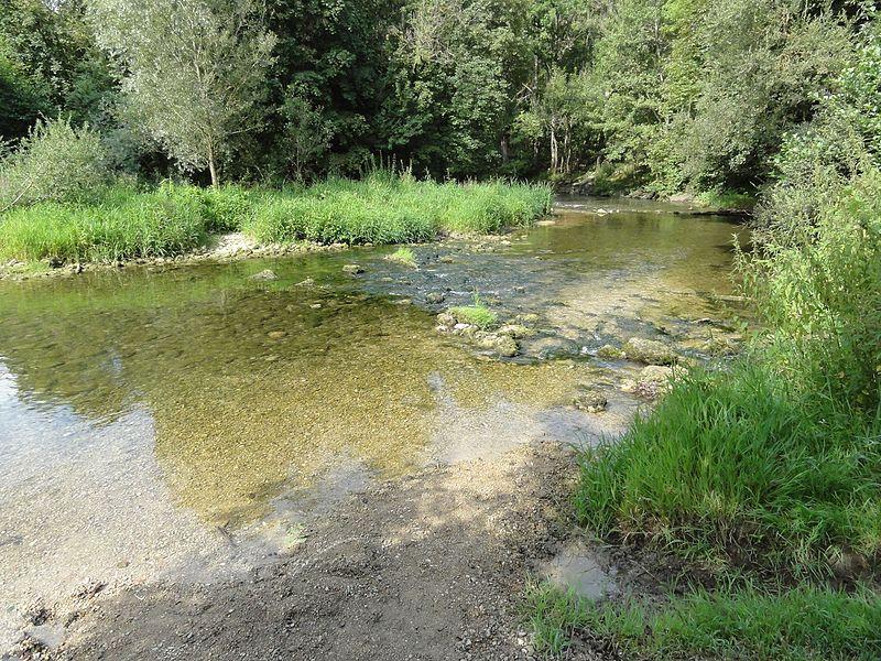 Longeville-en-Barrois (Meuse) l'Ornain