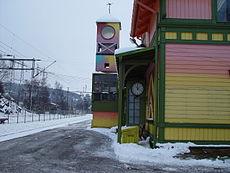 Lørenskog Station