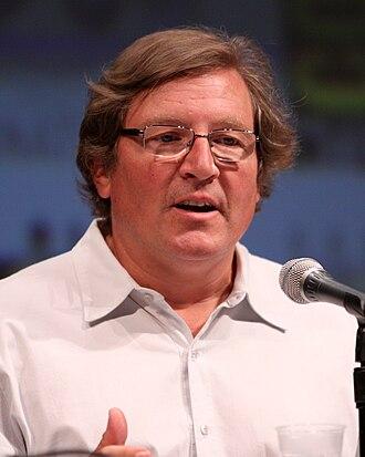 Lorenzo di Bonaventura - di Bonaventura at the 2010 Comic Con in San Diego