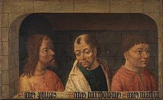 Los Apóstoles Felipe Bartolomé y Matías