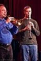 Louis Armstrong Centennial Band at Birdland, New York City (3669684850).jpg