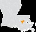 Louisiana Senate District 18 (2010).png